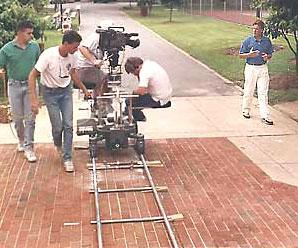 حركة الكاميرا Tracks